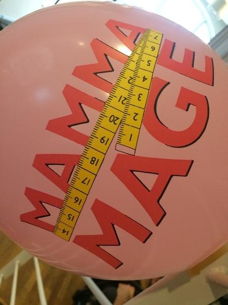 mammamageballong