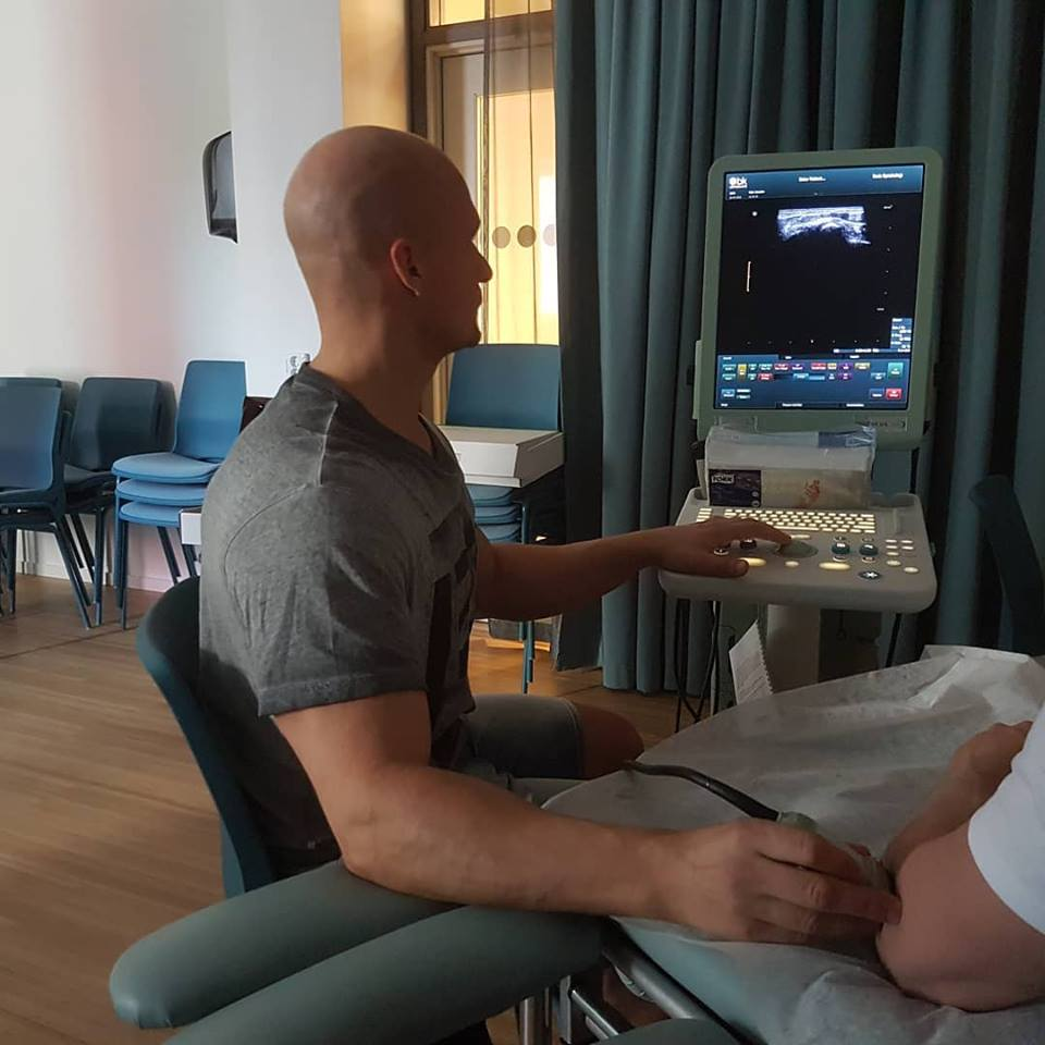 Examen i ultraljudsdiagnostik