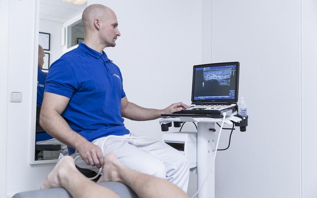 Naprapater i Göteborg - Ultraljudsdiagnostik