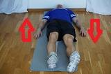 Hur blir man av med smärta i ländryggen, tiltning 1