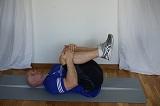 Ryggliggande flexion